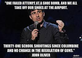 John Oliver Memes - anti gun memes and cartoons john oliver guns and memes