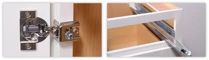 kitchen corner cabinet hinge adjustment how to adjust cabinet doors and drawers cliqstudios
