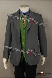 batman dark knight joker grey blazer costume cosplaysky com