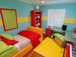 Vibrant Funky Girls Bedroom HGTV - Funky ideas for bedrooms