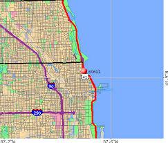 chicago zip code map 60611 zip code chicago illinois profile homes apartments