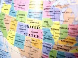 historical atlases and maps of u s and states map of us