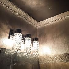 best 25 metallic paint walls ideas on pinterest wall finishes