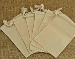 muslin favor bags muslin favor bags 4 x 6 muslin wedding favor