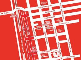 map of hat yai planet hotel hat yai hat yai thailand overview priceline