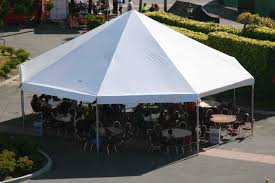 rent a party tent octagon frame tent canopy 40 a1 party