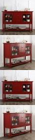 Kitchen Console Cabinet Wooden Buffets And Cabinets Buffet Organizing And Kitchens