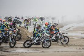 first motocross race coolest unknown races ever enduropale du touquet