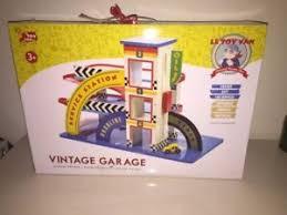 le toy van vintage car garage wooden toy ebay