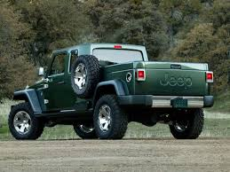 jeep truck jeep gets a truck and here s how it could look