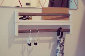 Backpack Rack For Home 15 Ikea Hacks For Small Entryways