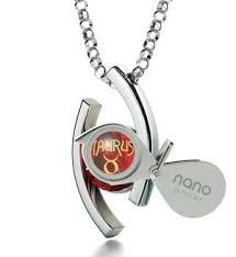 cool gift for teen awe her now with a nano jewelry taurus charm