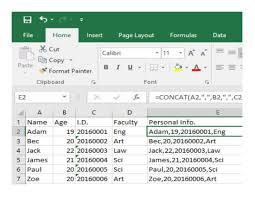 excel pivot table concatenate strings how to create a math