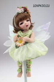 aliexpress com buy handmade cute fairy doll mini stunning doll