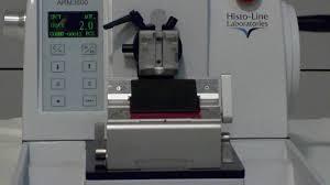 fully automated microtome arm 3600 avi youtube