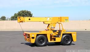 broderson ic 80 industrial carry deck crane for sale youtube