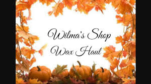 My 1st Thanksgiving My 1st Order From Wilma U0027s Shop Youtube