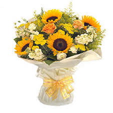 bouquet of sunflowers sunflowers order sunflowers sunflowers delivered ireland