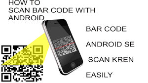 scan barcode android how to scan barcode with android mobile urdu