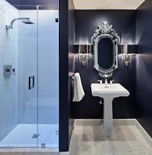 navy blue bathroom ideas navy blue and white bathroom ideas mesmerizing 1000 images about