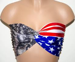 Texas Flag Swimsuit American Flag U0026 Camo High Neck Halter From Voneenz