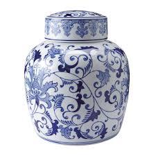 blue u0026 white ginger jar u2013 bombay canada
