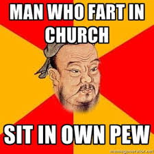Confucius Says Meme - wise confucius image gallery know your meme