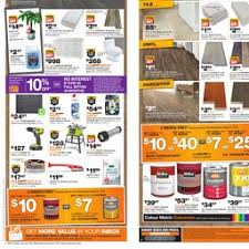 flyer property weekly flyer the home depot canada