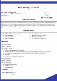 Lebenslauf Muster Ms Word 25 Einzigartige Basic Resume Exles Ideen Auf