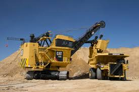 caterpillar 7495 new 7495 electric shovel for sale whayne