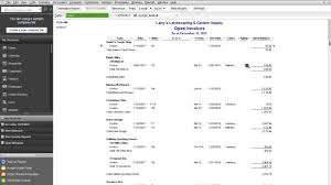 rppc inc quickbooks accounts receivable aging reports youtube