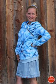 Dan K Hen Frau Muscheids Nähstunde Lady Hennja Strahlt Blau