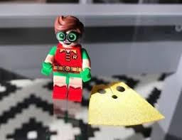 new lego batman movie mini figure robin split from set 70902 ebay