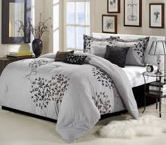 Purple Comforter Sets Comforter Grey Purple Comforter Sets Perfect Grey And Grey