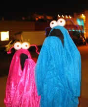 Yip Yip Halloween Costume Halloween Harvest Central Halloween Entertainment Information
