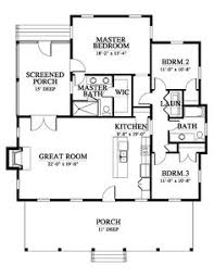 Allison Ramsey House Plans Allison Ramsey Architects Floorplan For The Inlet Retreat 2188