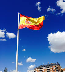 Spain Flag 2014 Mi Barrio And Other Impressions Of Madrid U2013 Returning To