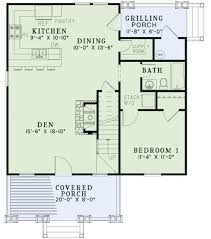 cottage style house plan 3 beds 2 00 baths 1379 sq ft plan 17 2451