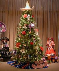 Mexican Decoration For Christmas by Christmas Trees Hand Crafted Ornaments At Velas Vallarta Resort
