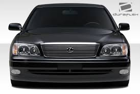 vip lexus ls400 98 00 lexus ls series ls400 duraflex vip design body kit 4pc