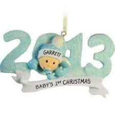 personalized baby s ornament by 3littlegems
