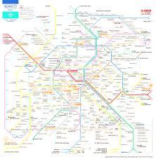 Paris Train And Metro Map by Paris Metro Brilliant Map Of Paris Underground Evenakliyat Biz