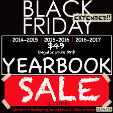yearbook sale black friday yearbook sale extended duke ellington school of the