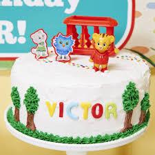 daniel tiger cake daniel tiger party birthday express