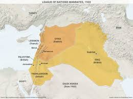 Map Of The Middle East And North Africa by The Middle East The Way It Is And Why This Week In Geopolitics