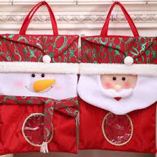 big gift bags santa large sack big gift bags santa claus gifts bag christmas day