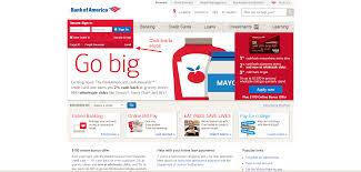 bank of america banking login cc bank