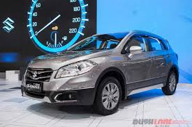 india made maruti suzuki sx4 s cross 2016 indonesia auto show