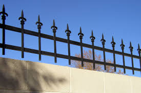 decorative wrought iron fencing exles sun king fencing