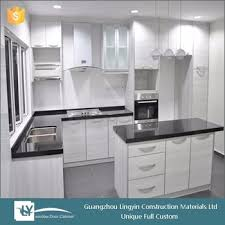 pvc kitchen cabinet doors pvc kitchen cabinets shining design 8 modern style white cabinet